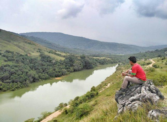 Danau Tao via IG @dwiazrul
