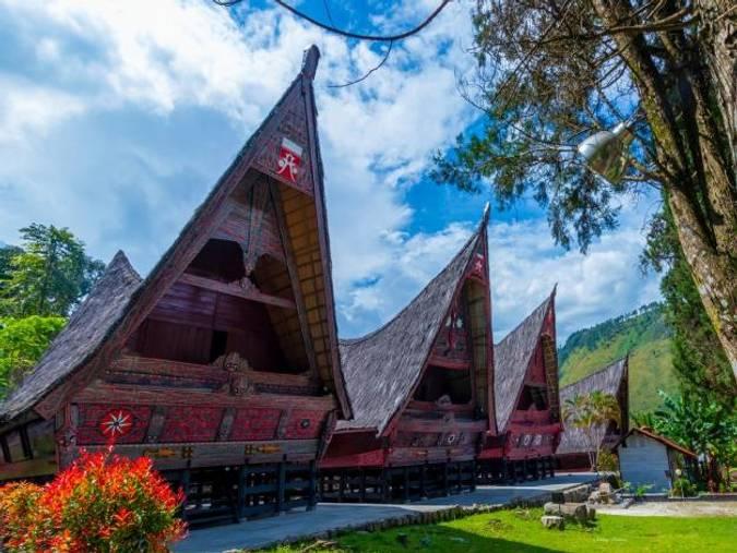 Istana Sisingamangaraja XII via Kemendikbud