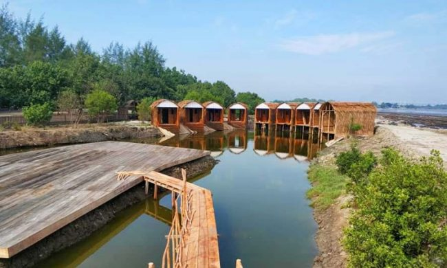 Pantai Wisata Alam Datuk Batu Bara via Pariwisatasumut
