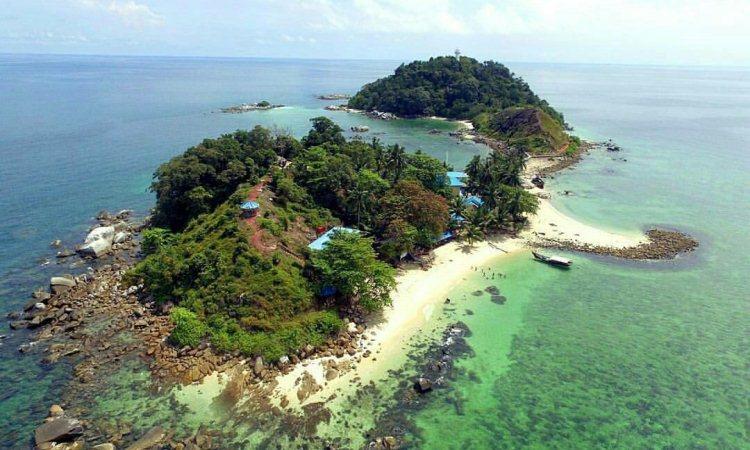 Pulau Pandang via Twitter @Genpisumut_