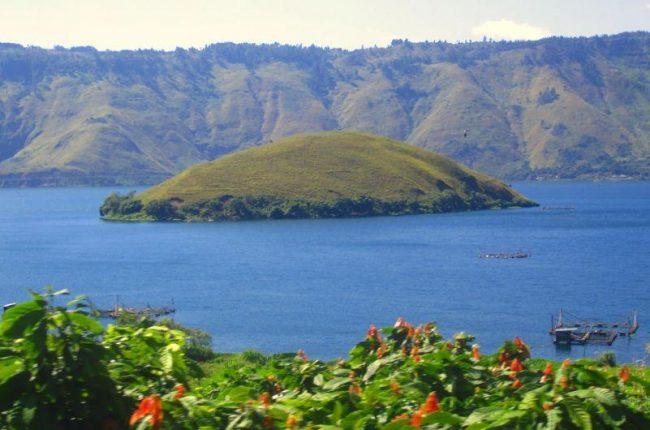 Pulau Simamora - tempat wisata di Humbang Hasundutan