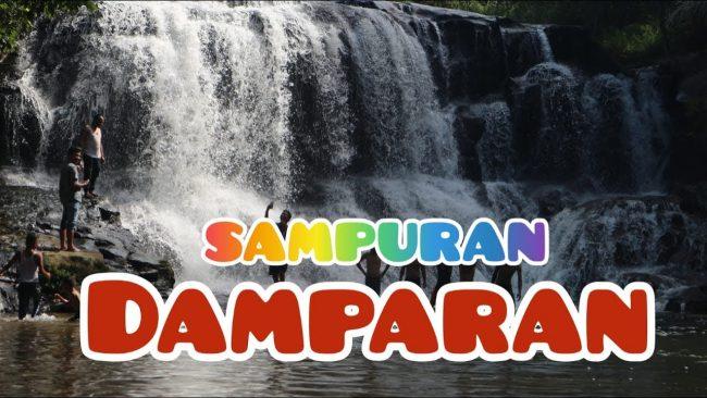 Sampuran Damparan via youtube