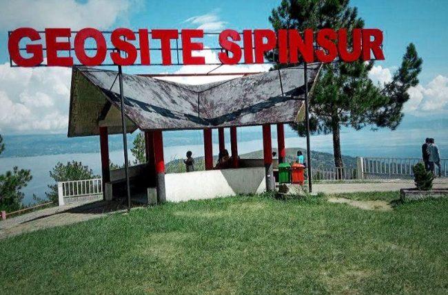 Wisata Geosite Sipinsur