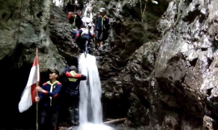 Air Terjun Baho Gamira via Kompas