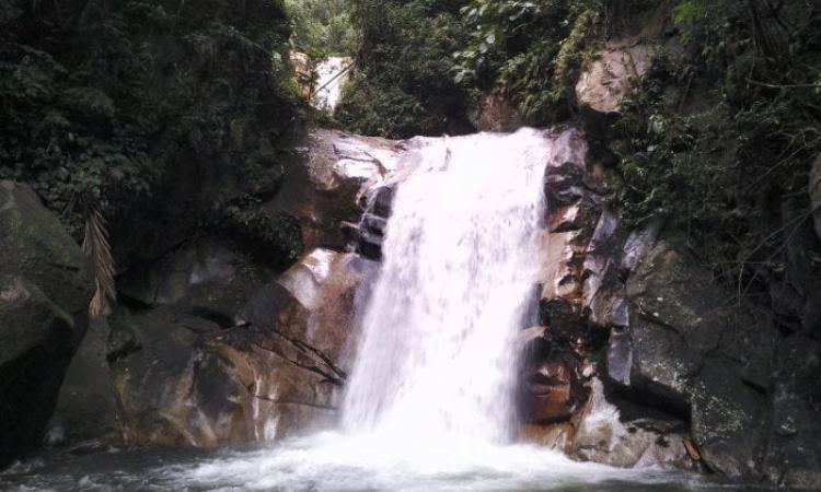 Air Terjun Caracai via Infosumbar