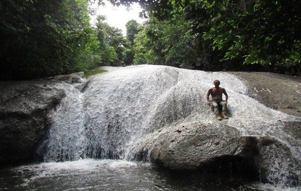 Air Terjun Pujujurung via Sumbartoday