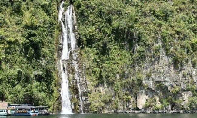 Air Terjun Situmurun - tempat wisata di Toba Samosir