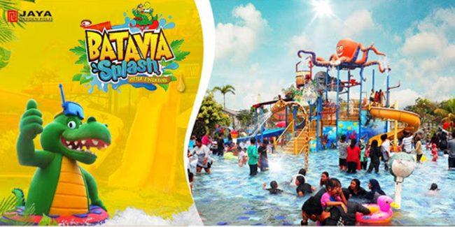 Batavia Splash Water Adventure