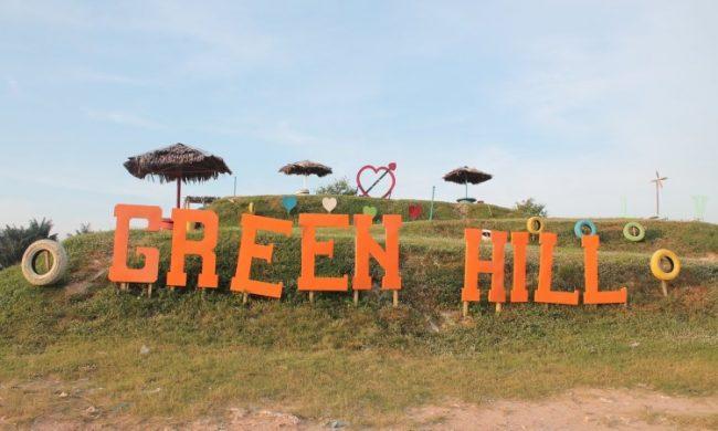 Green Hill via Tebingtinggiku