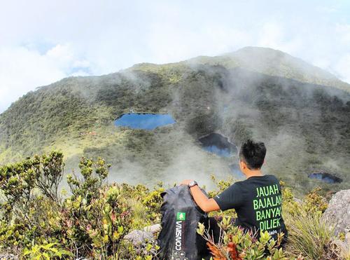 Gunung Talamau via Harian Haluan