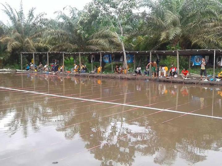 Kolam Pancing Padang Merbau - tempat wisata di Tebing Tinggi