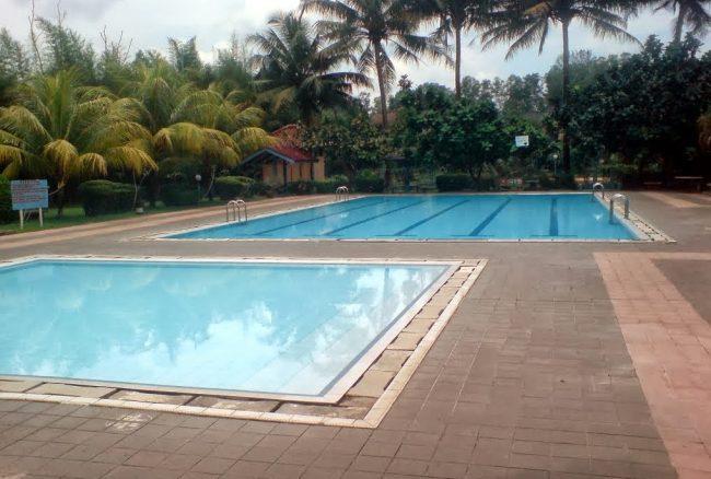 Kolam Renang Harapan Utama Swimming Pool via Wikimapia