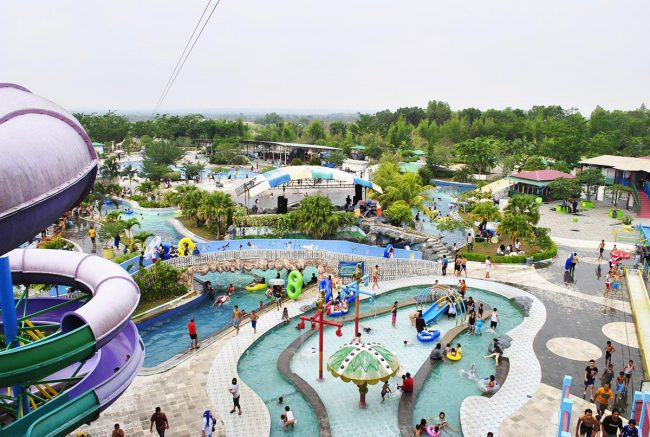 Labersa Water and Theme Park