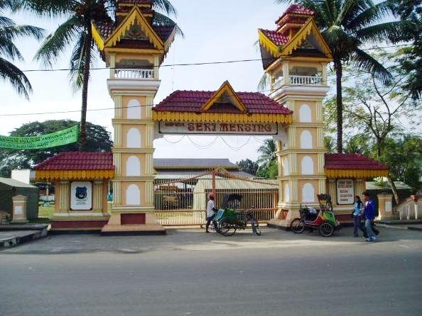 Lapangan Sri Mersing - tempat wisata di Tebing Tinggi