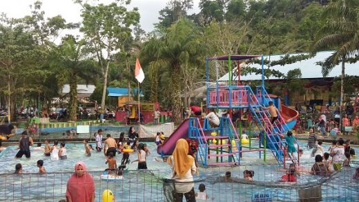Objek Wisata Telabang Sakti via Gosumbar