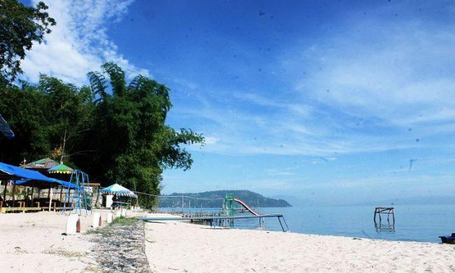 Pantai Bul – Bul - tempat wisata di Toba Samosir