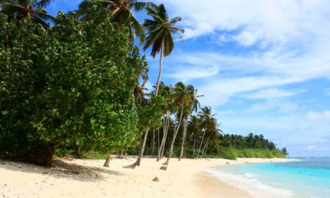 Pantai Katiet Bosua via Indonesia-tourism