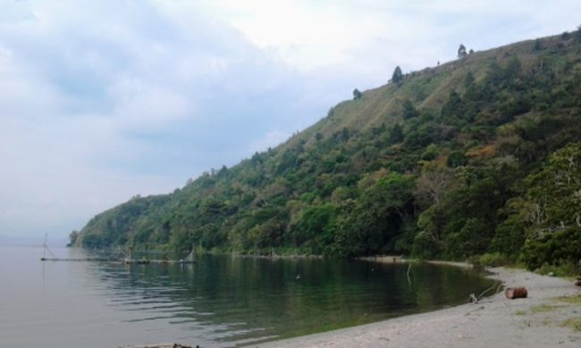 Pantai Pakkodian via Tobasamosirkab - tempat wisata di Toba Samosir