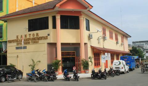 Perpustakaan Kota Tebing Tinggi - tempat wisata di Tebing Tinggi