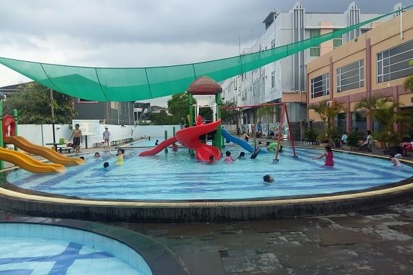 Pool A Central Batam