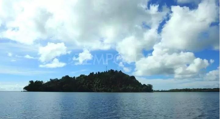 Pulau Bakkat Menuang via Tempo