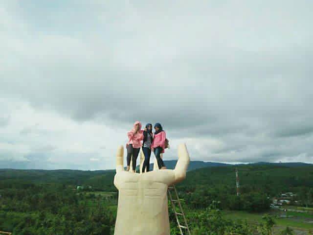 Puncak JB Padangsidimpuan - Tempat wisata di padang sidempuan