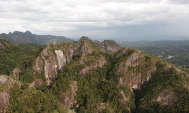 Puncak Ngalau Posuak via Jelajahsumbar