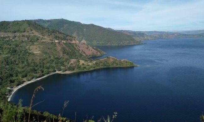 Puncak Pakkodian - tempat wisata di Toba Samosir