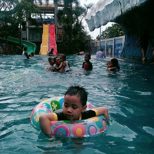 Saiji Water Park via IG @roose_keenandya_nugraha