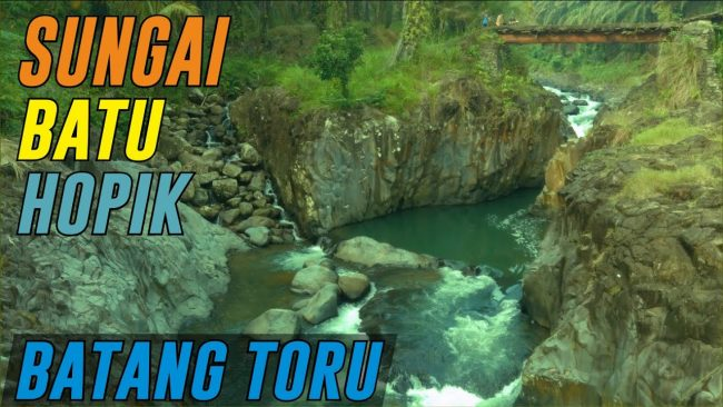 Sipenggeng Rock via Youtube - Tempat wisata di padang sidempuan