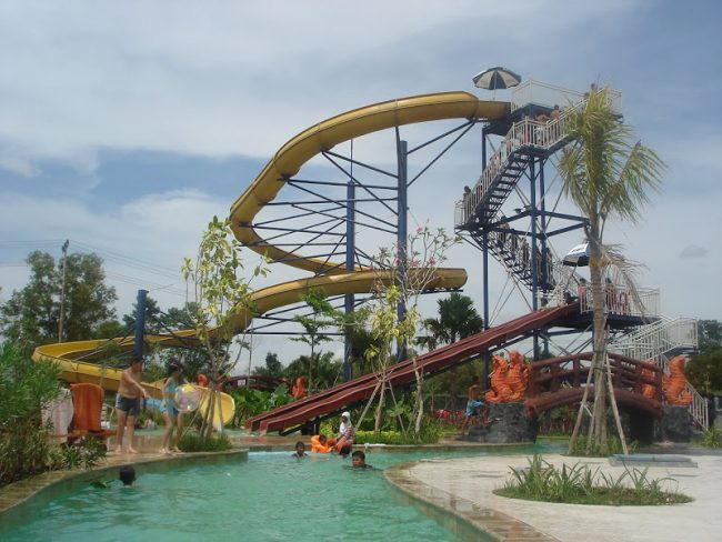 Waterpark Kuantan Regency