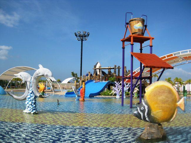Waterpark Ocarina