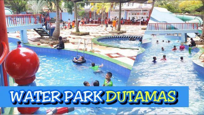 Waterpark Taman Dutamas via Youtube