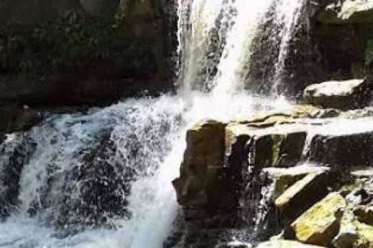 Air Terjun Tembulun via Antaranews - Tempat Wisata Di Indragiri Hulu