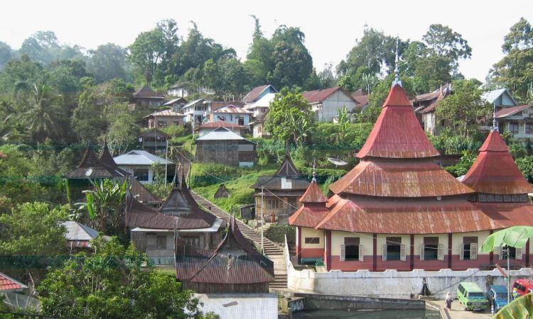 Desa Pariangan via Wikipedia