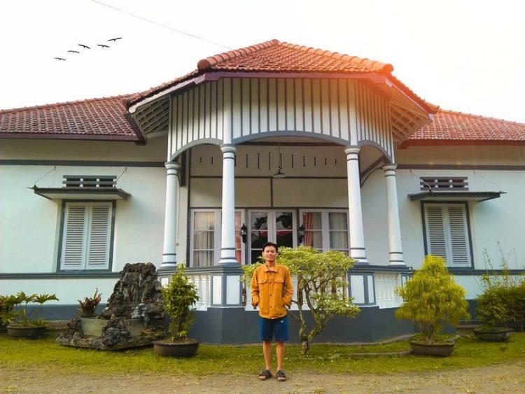 Hotel Ombilin & Kawasan Kota Tua Sawahlunto via IG @tsanjaya_