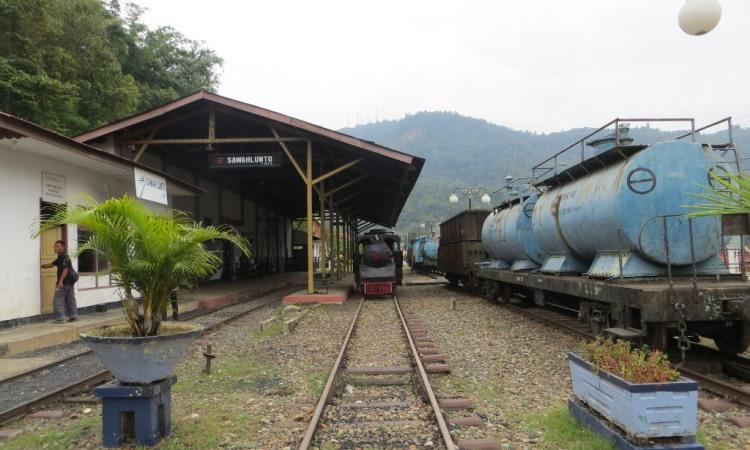 Museum Kereta Api Sawahlunto via Wikipedia