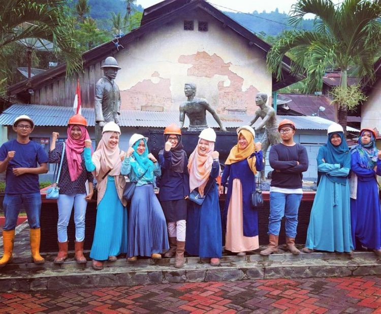 Museum Tambang Ombilin via IG @iga-_yolanda