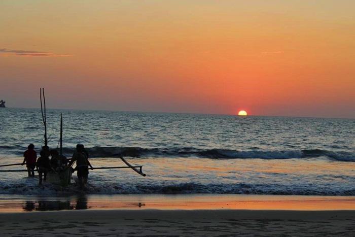Pantai Cermin via Ig @wahmayanti_ty