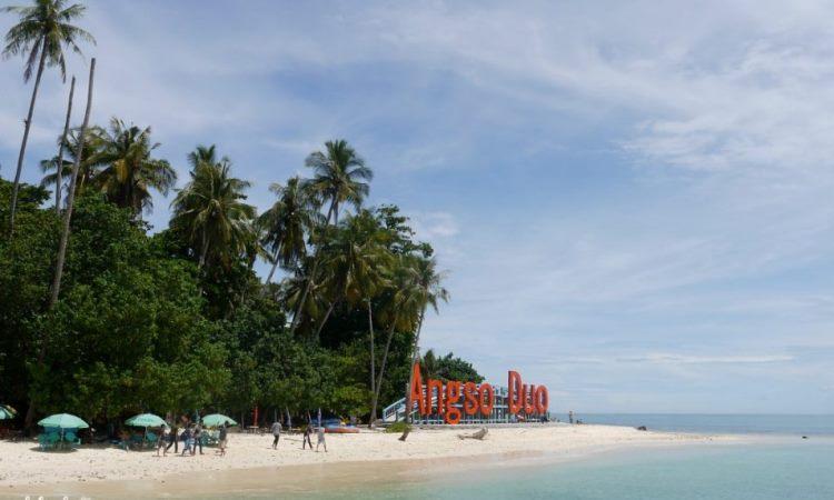 Pulau Angso Duo via Kelananku