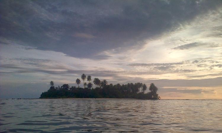 Pulau Ujung via Pandani