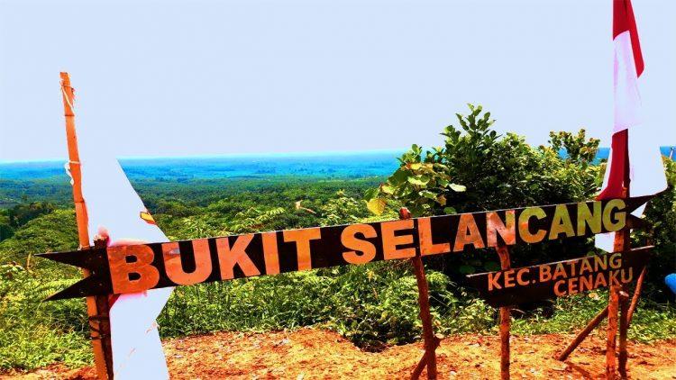 Puncak Bukit Selancang via Youtube