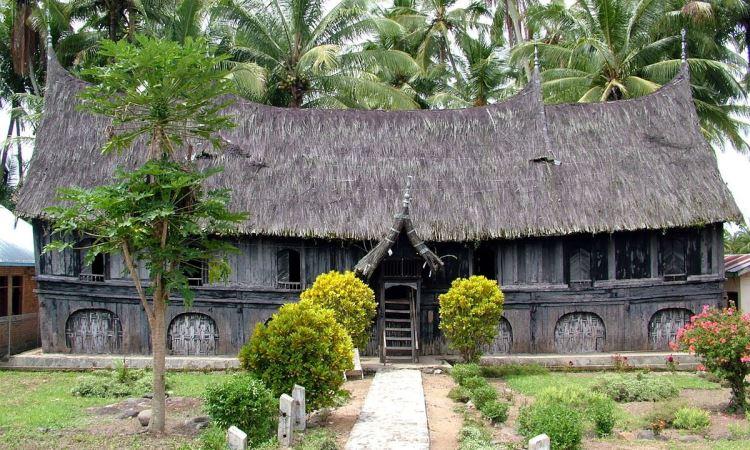Rumah Gadang Kampai Nan Panjang via Wikipedia