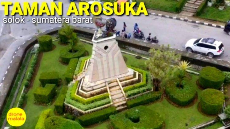 Taman Kota Arosuka via Youtube