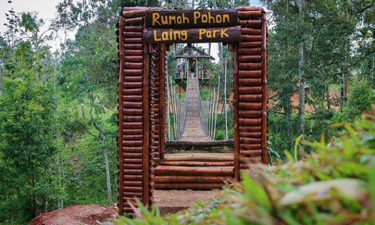 Wisata Laing Park via Pusatinfowisata26blogspot