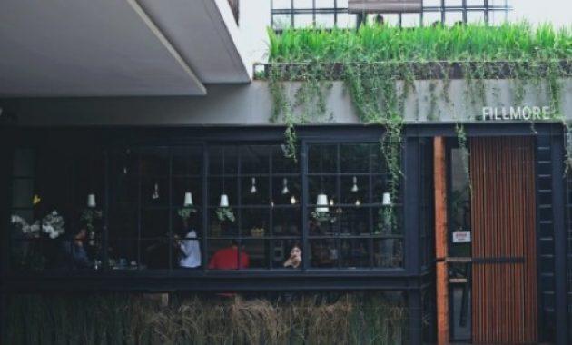 Fillmore Coffee via Anakjajak - tempat ngopi di Jakarta Selatan