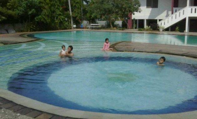 Kolam Renang Wisma Makara UI via Rauhulmon.blogspot