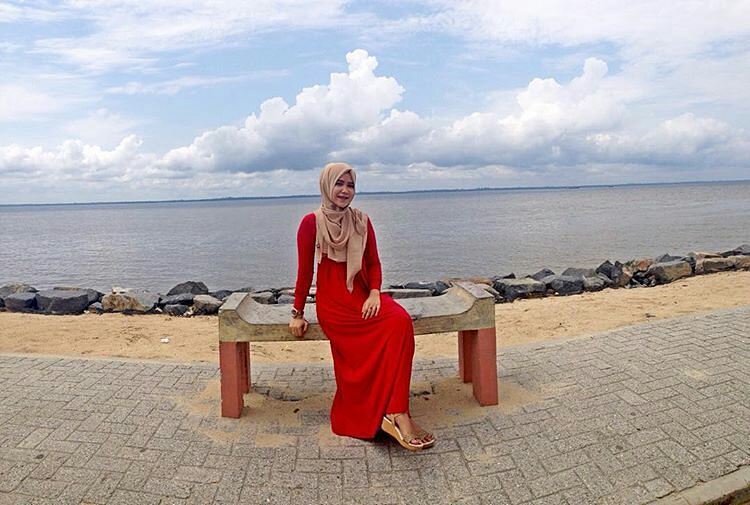 Pantai Marina via IG @tengkufitrimayasari