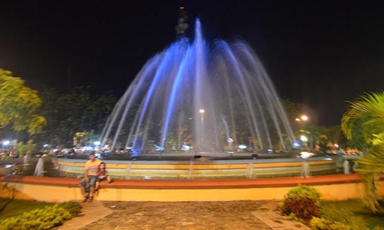 Taman Andam Dewi via Selmawahida.blogspot