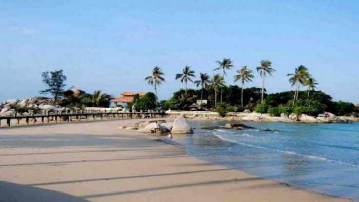 Taman Laut Prapat Tunggal via Okezone